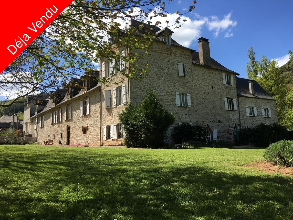 Vente Château Salles la Source