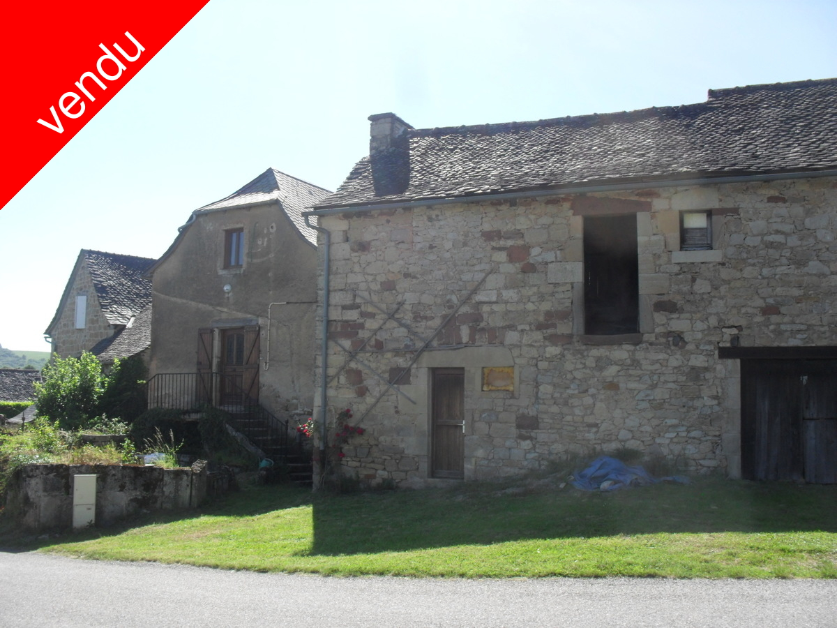 For sale House Saint Christophe Vallon