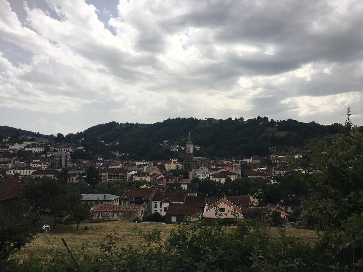 Terrain - Decazeville