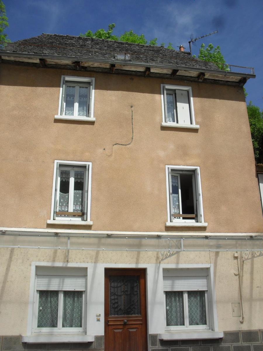 House - Conques en Rouergue