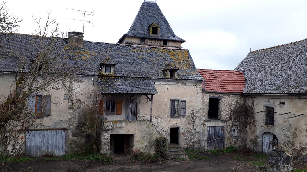 Maison/Villa - Morlhon le Haut