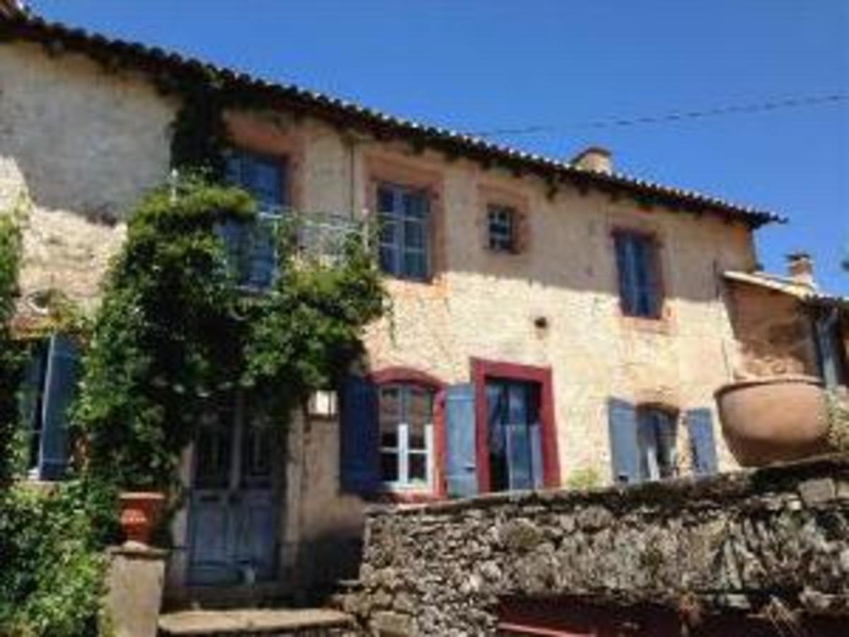Vente achat maison villa laval roquecezi re 12 38 for Achat maison 38