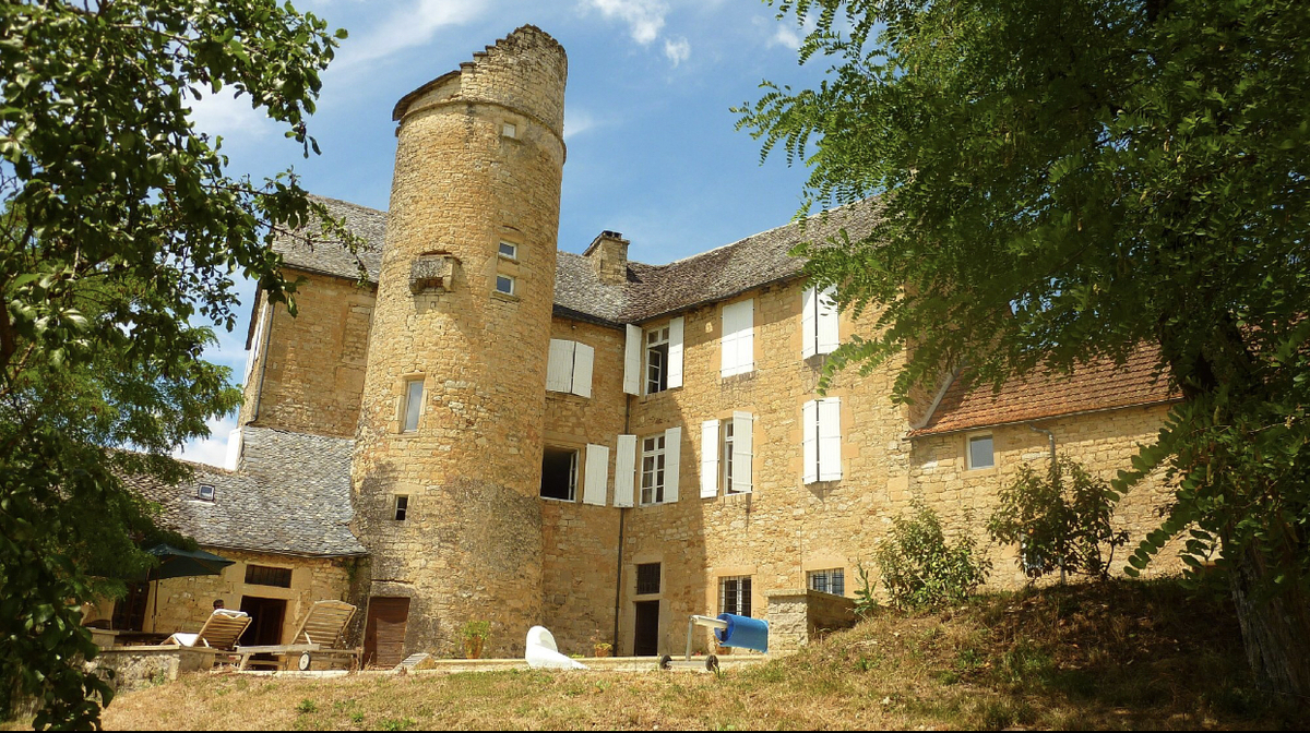 For sale Château Salle la source