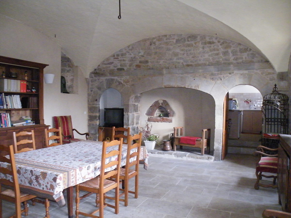 Château - Salle la source