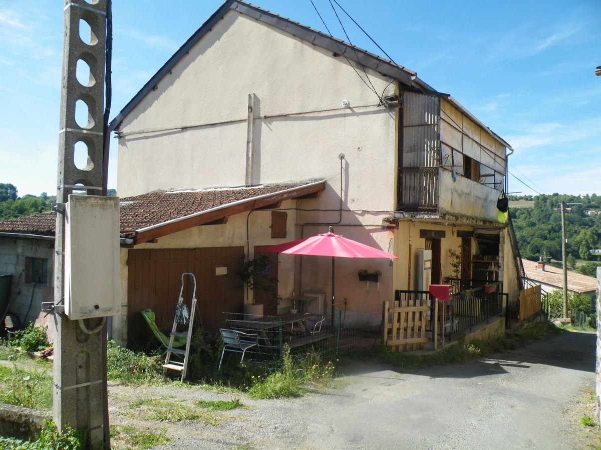 Immeuble - Cransac