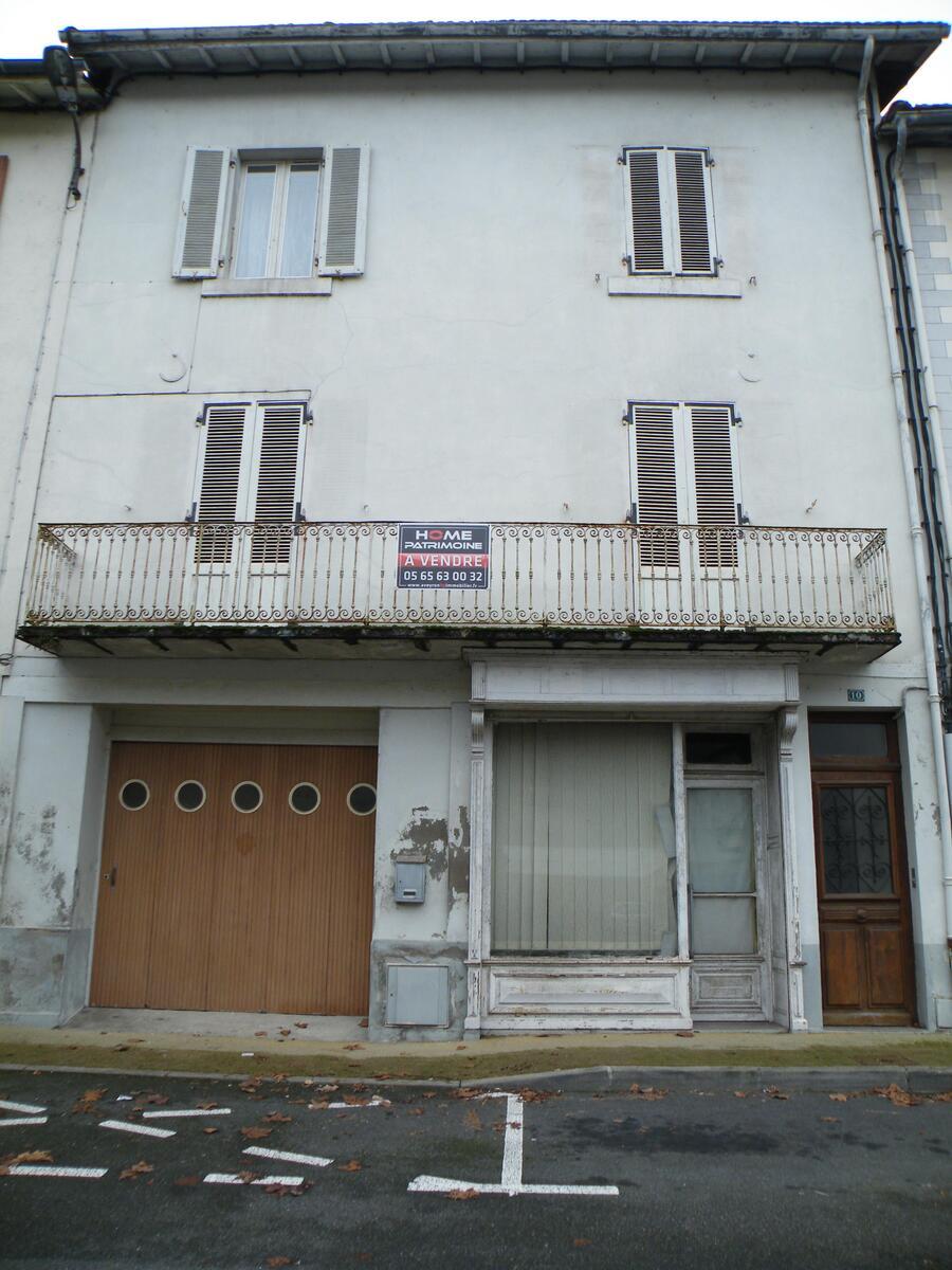 Immeuble - Aubin