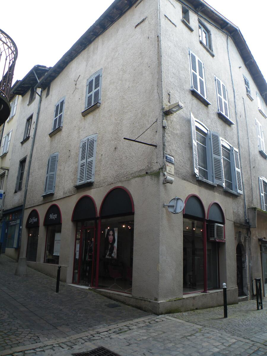 Building - Villefranche de Rouergue