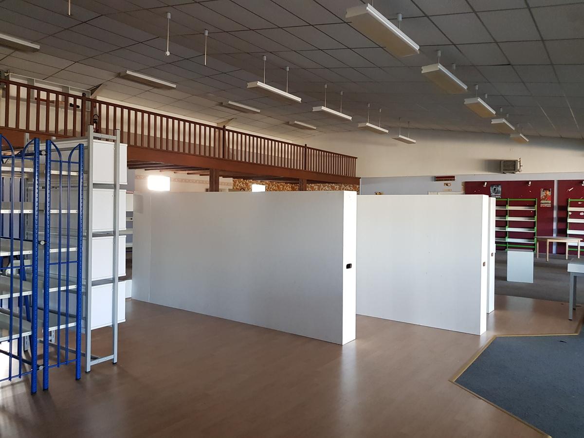 Commercial walls - RIGNAC