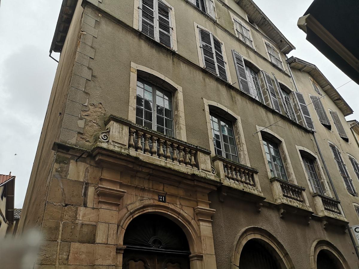 Building - Villefranche-de-Rouergue