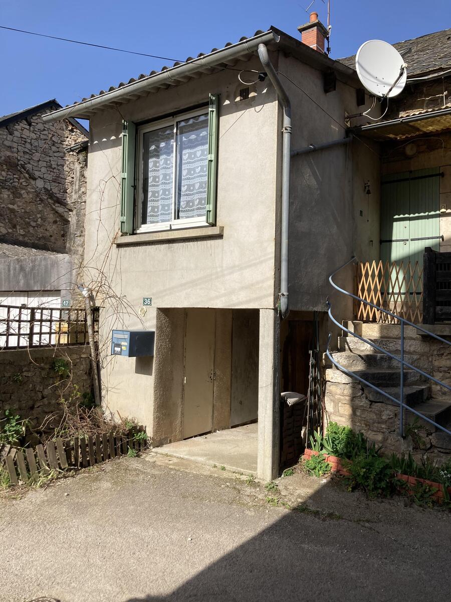 Maison de village - Bertholène